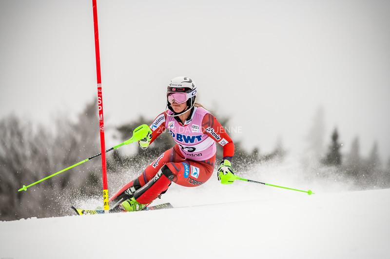 Mina Fuerst Holtmann NOR - Audi FIS Ski World Cup Womens Slalom Killington Vt-20171126-06
