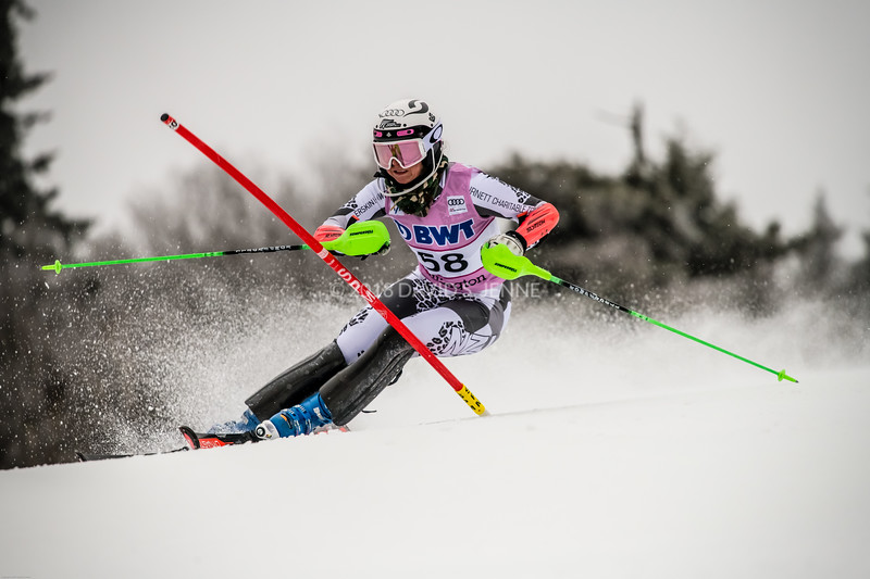 Piera Hudson NZL - Audi FIS Ski World Cup Womens Slalom Killington Vt-20171126-07