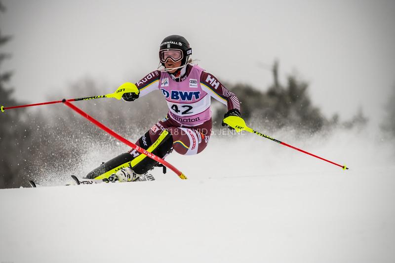 Sara Hector SWE - Audi FIS Ski World Cup Womens Slalom Killington Vt-20171126-06