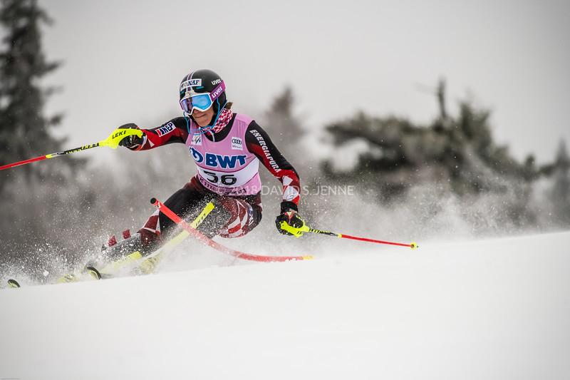 Leona Popovic CRO - Audi FIS Ski World Cup Womens Slalom Killington Vt-20171126-08