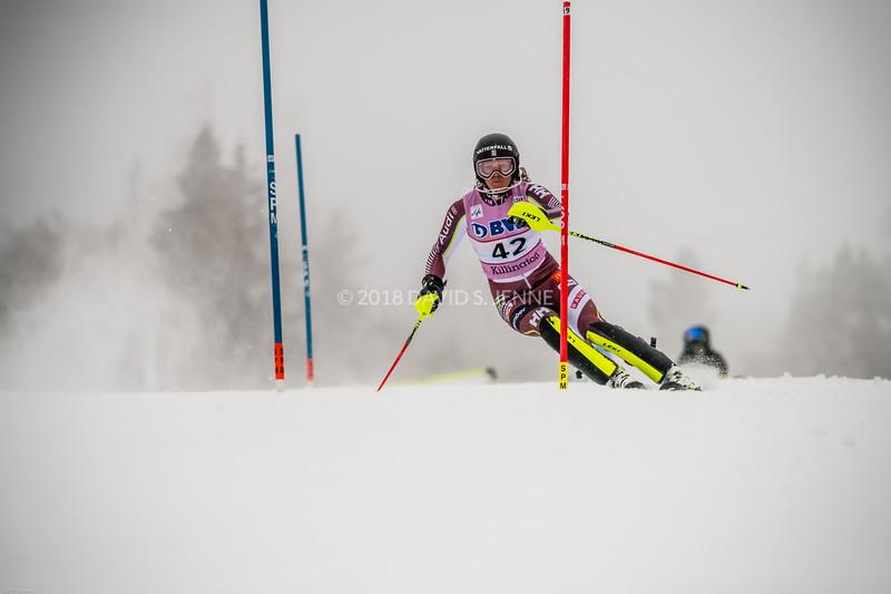 Sara Hector SWE - Audi FIS Ski World Cup Womens Slalom Killington Vt-20171126-01