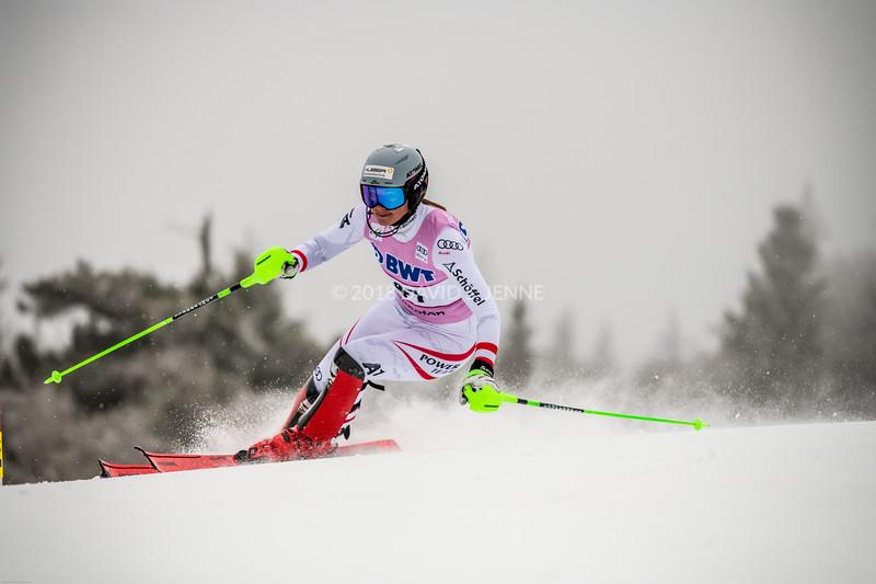 Katharina Huber AUT - Audi FIS Ski World Cup Womens Slalom Killington Vt-20171126-04