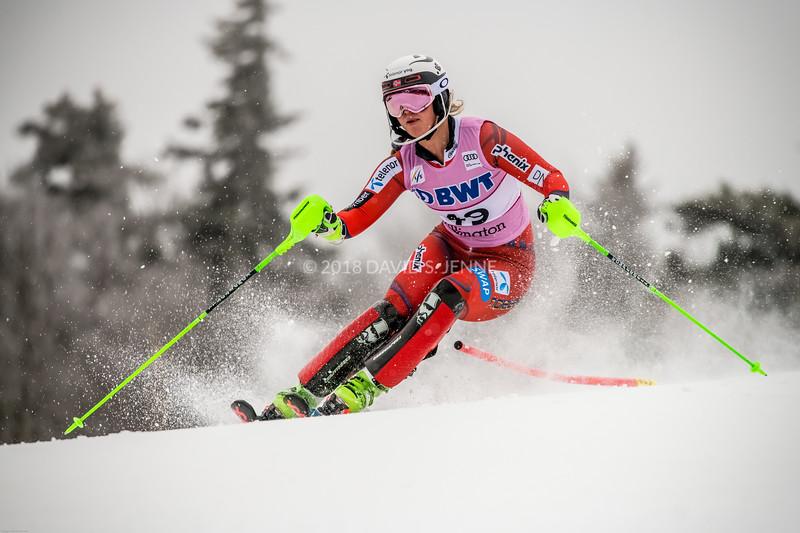 Mina Fuerst Holtmann NOR - Audi FIS Ski World Cup Womens Slalom Killington Vt-20171126-08