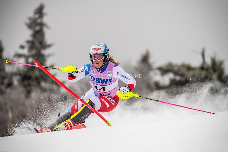 Melanie Meillard SUI - Audi FIS Ski World Cup Womens Slalom Killington Vt-20171126-02