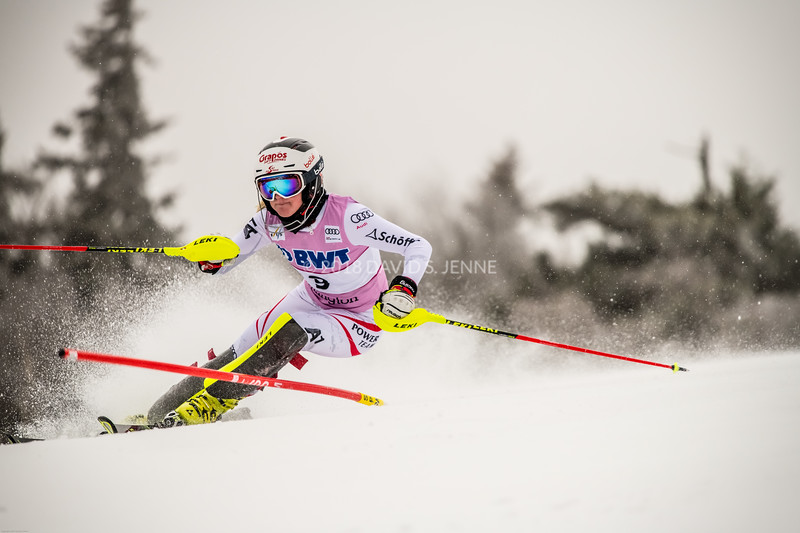 Katharina Truppe AUT - Audi FIS Ski World Cup Womens Slalom Killington Vt-20171126-03