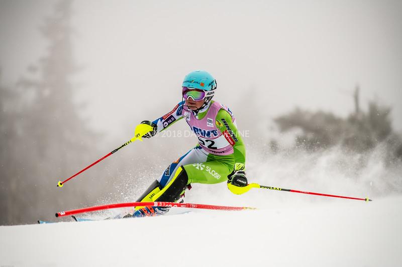 Meta Hrovat SLO - Audi FIS Ski World Cup Womens Slalom Killington Vt-20171126-12