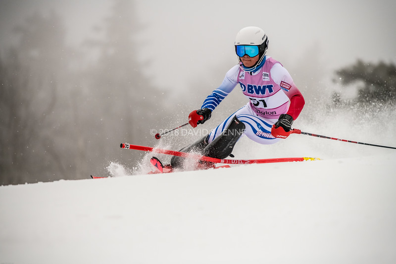 Adriana Jelinkova NED - Audi FIS Ski World Cup Womens Slalom Killington Vt-20171126-10