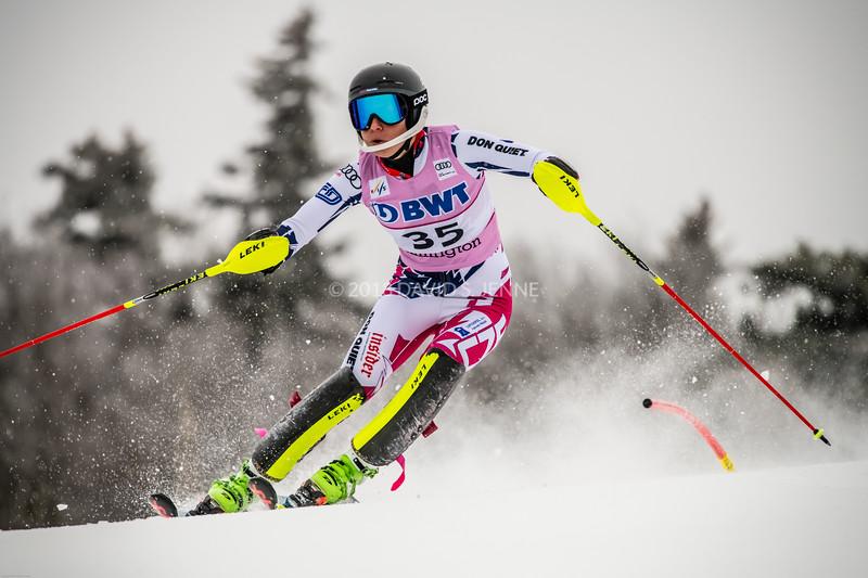 Martina Dubovska CZE - Audi FIS Ski World Cup Womens Slalom Killington Vt-20171126-05