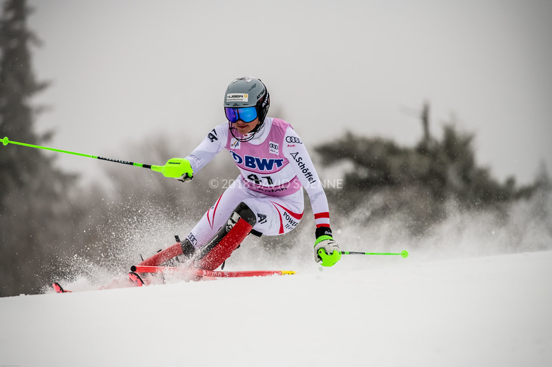 Katharina Huber AUT - Audi FIS Ski World Cup Womens Slalom Killington Vt-20171126-06