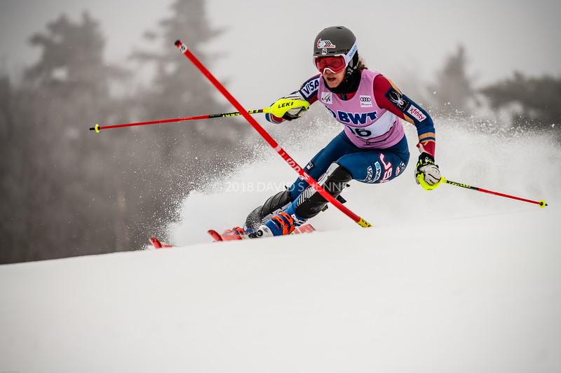 Resi Stiegler USA - Audi FIS Ski World Cup Womens Slalom Killington Vt-20171126-03