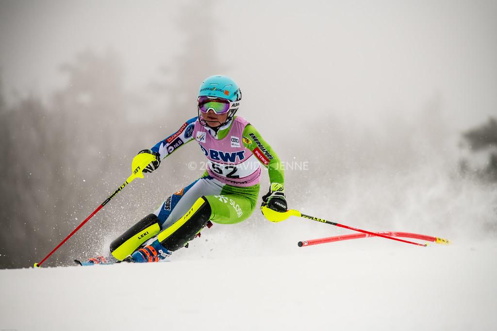 Meta Hrovat SLO - Audi FIS Ski World Cup Womens Slalom Killington Vt-20171126-13