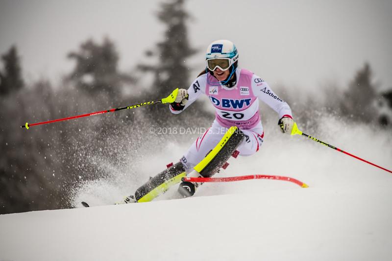 Carmen Thalmann AUT - Audi FIS Ski World Cup Womens Slalom Killington Vt-20171126-04