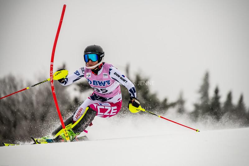 Martina Dubovska CZE - Audi FIS Ski World Cup Womens Slalom Killington Vt-20171126-03