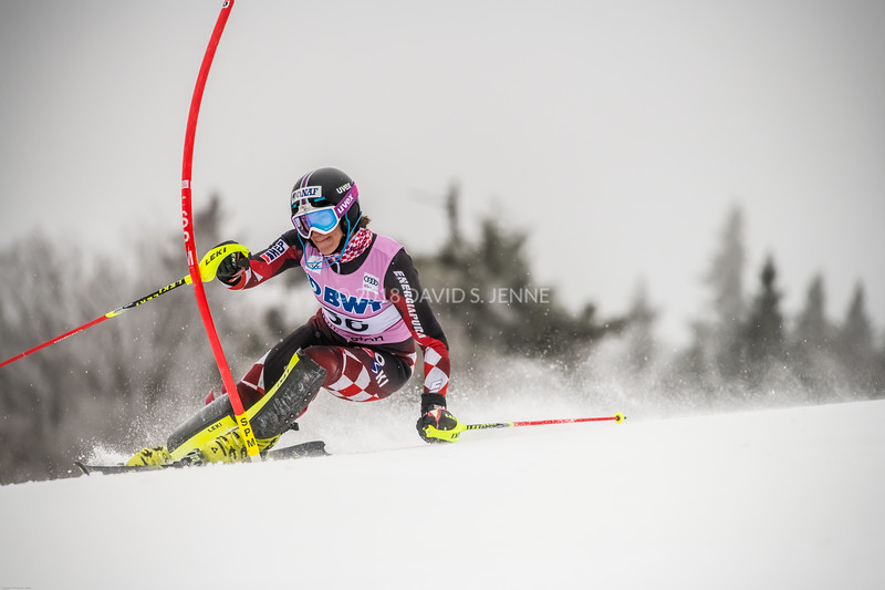 Leona Popovic CRO - Audi FIS Ski World Cup Womens Slalom Killington Vt-20171126-07
