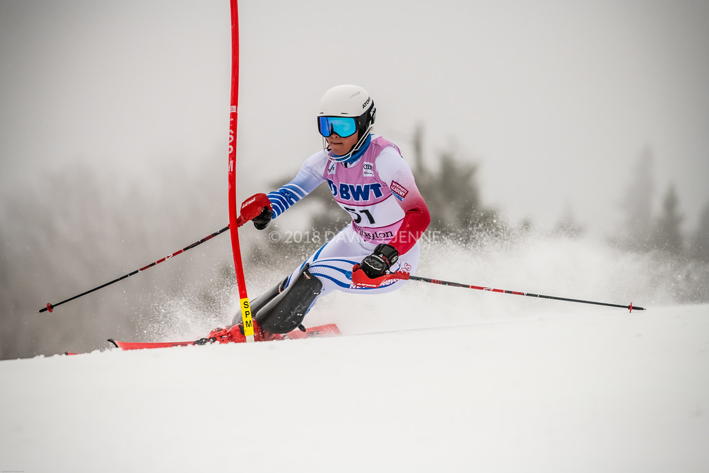 Adriana Jelinkova NED - Audi FIS Ski World Cup Womens Slalom Killington Vt-20171126-09