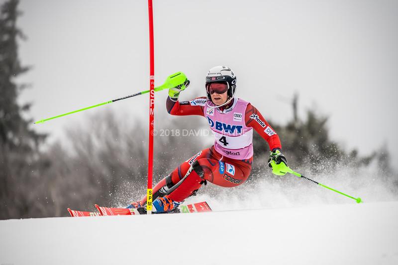 Nina Haver-Loeseth NOR - Audi FIS Ski World Cup Womens Slalom Killington Vt-20171126-03