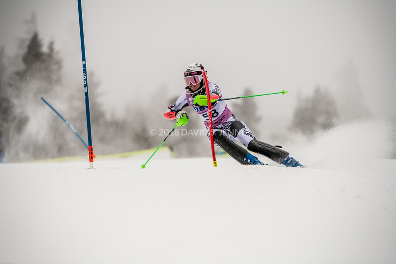 Piera Hudson NZL - Audi FIS Ski World Cup Womens Slalom Killington Vt-20171126-04
