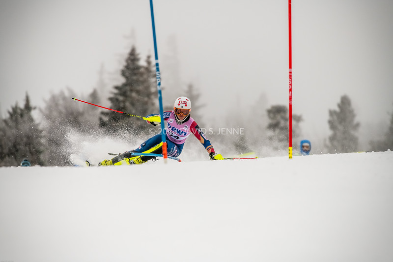 Lila Lapanja USA - Audi FIS Ski World Cup Womens Slalom Killington Vt-20171126-05