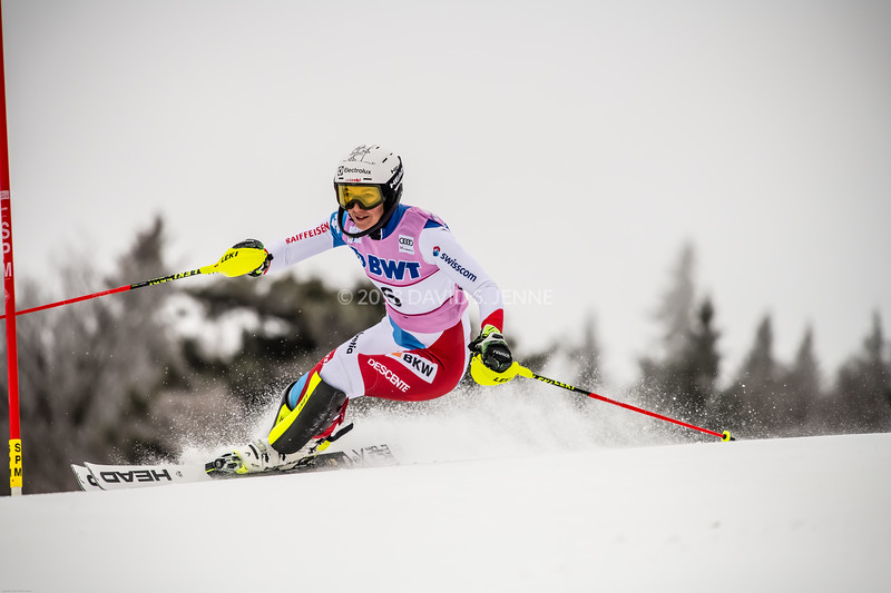 Wendy Holdener SUI - Audi FIS Ski World Cup Womens Slalom Killington Vt-20171126-01