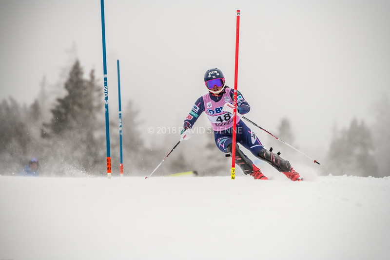 Asa Ando JPN - Audi FIS Ski World Cup Womens Slalom Killington Vt-20171126-04
