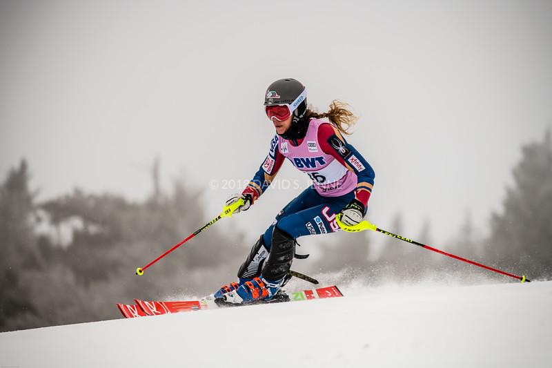Resi Stiegler USA - Audi FIS Ski World Cup Womens Slalom Killington Vt-20171126-01