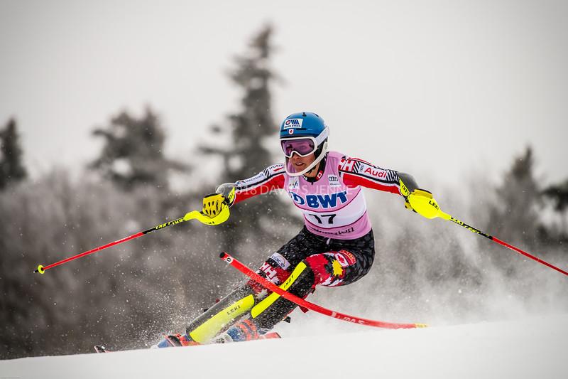Marie-Michelle Gagnon CAN - Audi FIS Ski World Cup Womens Slalom Killington Vt-20171126-05