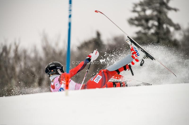 Kristin Lysdahl NOR - Audi FIS Ski World Cup Womens Slalom Killington Vt-20171126-16