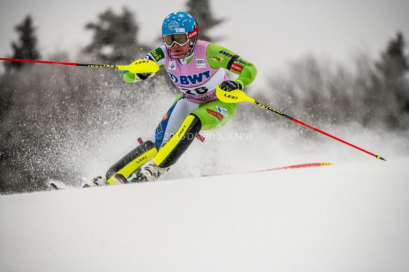 Marusa Ferk SLO - Audi FIS Ski World Cup Womens Slalom Killington Vt-20171126-07