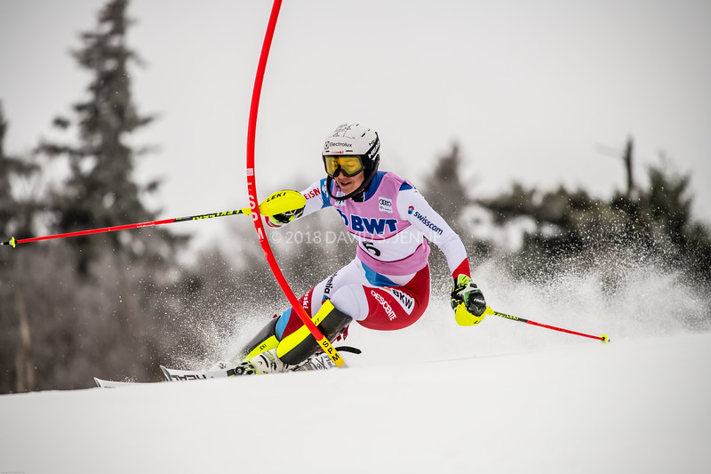 Wendy Holdener SUI - Audi FIS Ski World Cup Womens Slalom Killington Vt-20171126-02