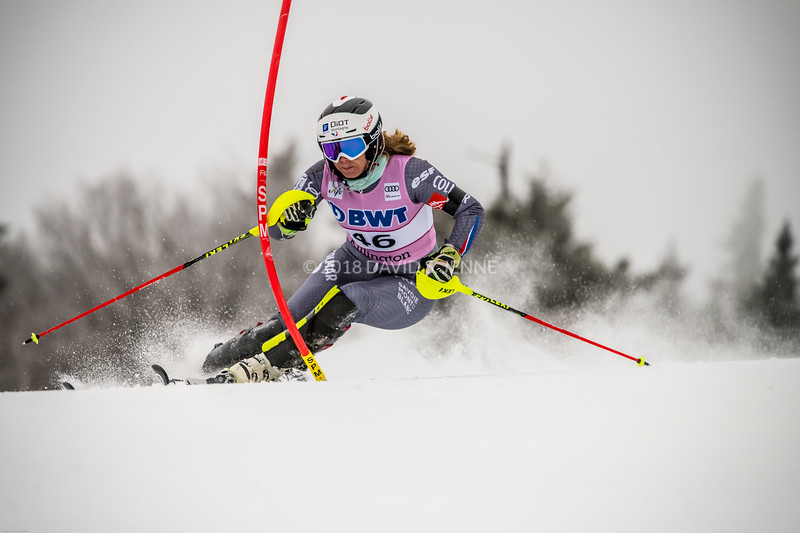 Anne-Sophie Barthet FRA - Audi FIS Ski World Cup Womens Slalom Killington Vt-20171126-14