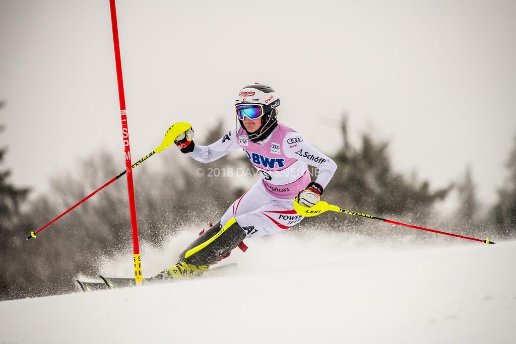 Katharina Truppe AUT - Audi FIS Ski World Cup Womens Slalom Killington Vt-20171126-02