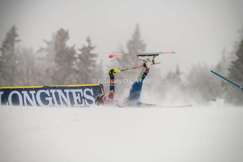 Paula Moltzan USA - Audi FIS Ski World Cup Womens Slalom Killington Vt-20171126-04