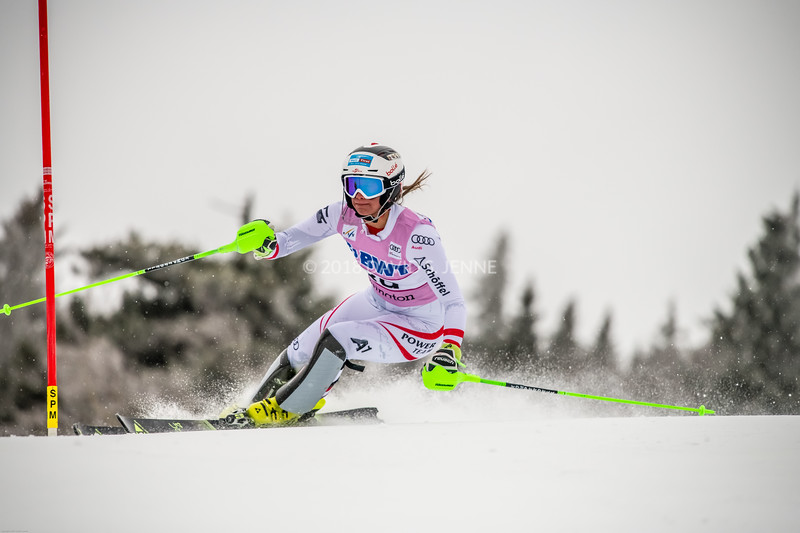Ricarda Haaser AUT - Audi FIS Ski World Cup Womens Slalom Killington Vt-20171126-06