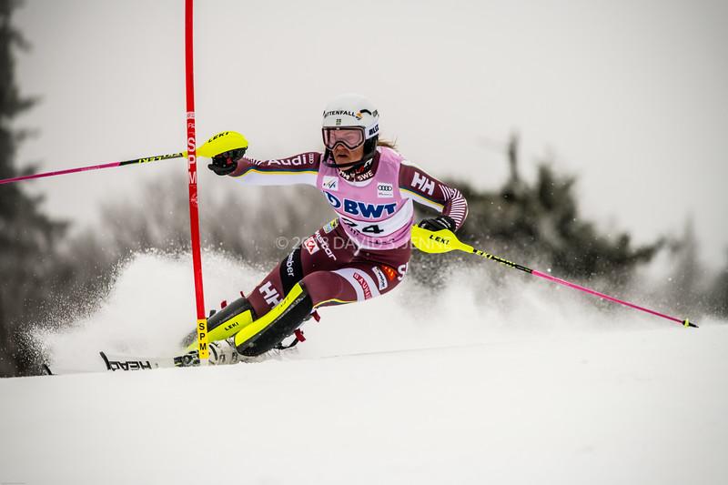 Anna Swenn-Larsson SWE - Audi FIS Ski World Cup Womens Slalom Killington Vt-20171126-02