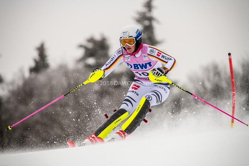 Christina Geiger GER - Audi FIS Ski World Cup Womens Slalom Killington Vt-20171126-05