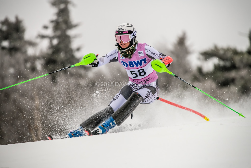 Piera Hudson NZL - Audi FIS Ski World Cup Womens Slalom Killington Vt-20171126-08