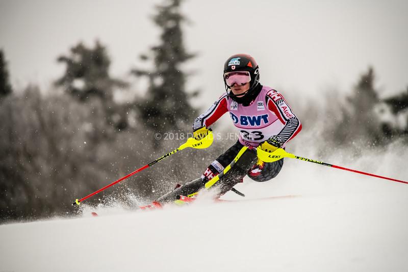 Erin Mielzynski CAN - Audi FIS Ski World Cup Womens Slalom Killington Vt-20171126-04