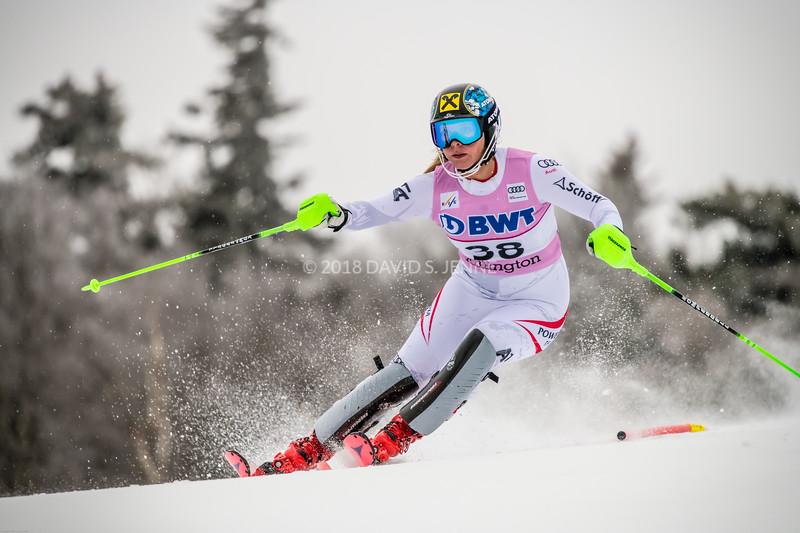 Katharina Gallhuber AUT - Audi FIS Ski World Cup Womens Slalom Killington Vt-20171126-03