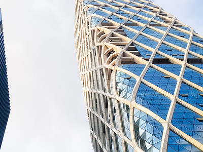 Glass Skycraper