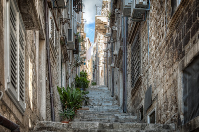 Stairways of Dubrovnik #2