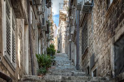 Stairways of Dubrovnik #2