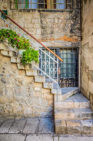 Stairs of Split