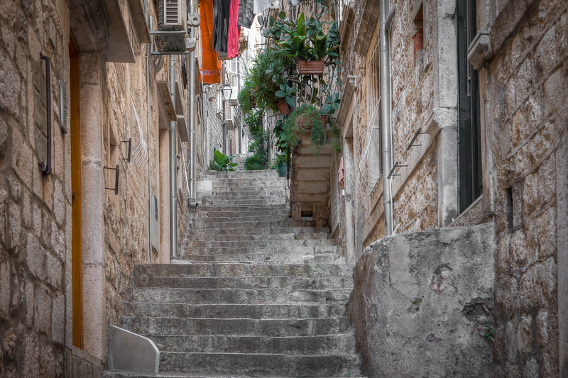 Stairways of Dubrovnik #1