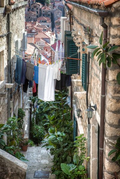 Stairways of Dubrovnik #3