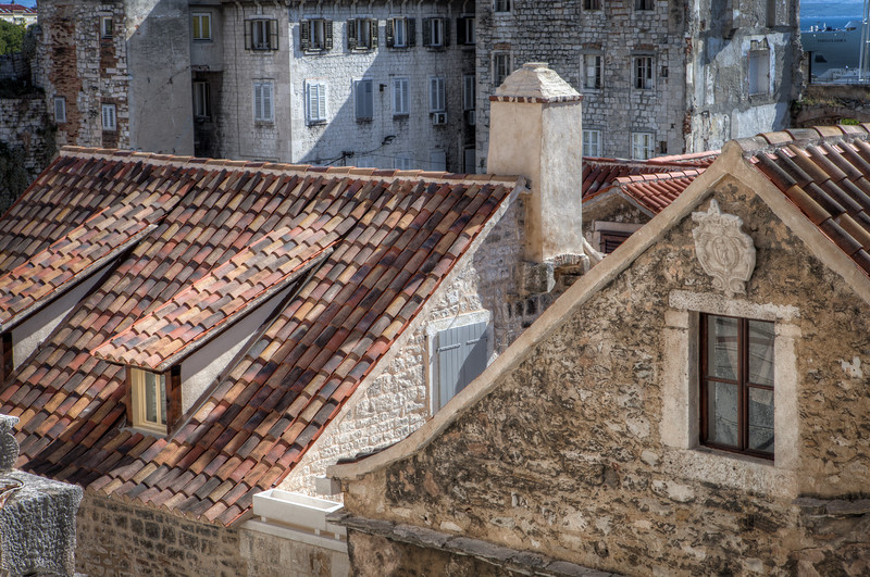 Medievel Rooflines