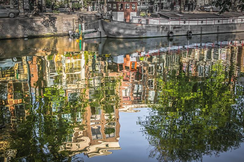Geldersekade Reflections