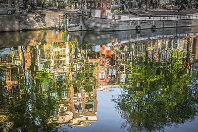 Geldersekade Reflections