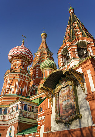 St. Basil's Cathedral Side