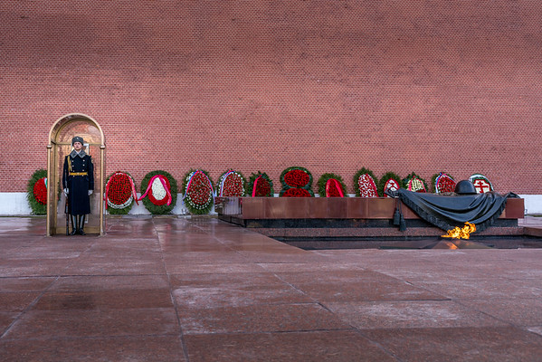Eternal Flame - WWII Memorial Moscow