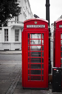 The Iconic Phonebox